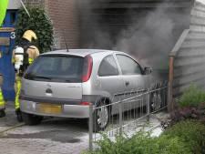 Inekes auto is afgebrand, maar ook de scootmobiel van Gert is kapot: 'En we vrezen voor de e-bike en brommers'