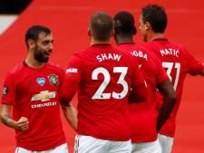 Voetbal vandaag | United jaagt op CL-plek tegen zwoegend Aston Villa