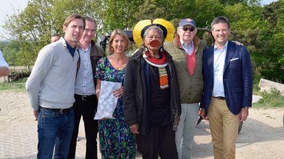 'Eén van belangrijkste klimaatactivisten ter wereld' bezoekt samen met burgemeester Lippens het Zwin