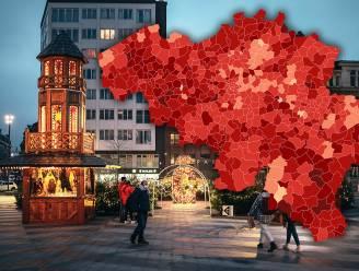 """ANALYSE. Hoe zien Belgische coronacijfers eruit vlak voor Kerstmis? We duiken in de statistieken: """"We mogen hoopvol zijn"""""""