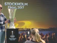 Stockholm is helemaal klaar voor Ajax-Manchester