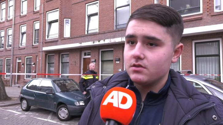 Scholieren waren getuigen van dodelijke schietpartij Rotterdam