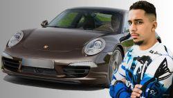 Wéér boete en rijverbod voor voetballer El Ghanassy (28) na zoveelste snelheidsovertreding