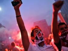 La place Taksim à nouveau occupée