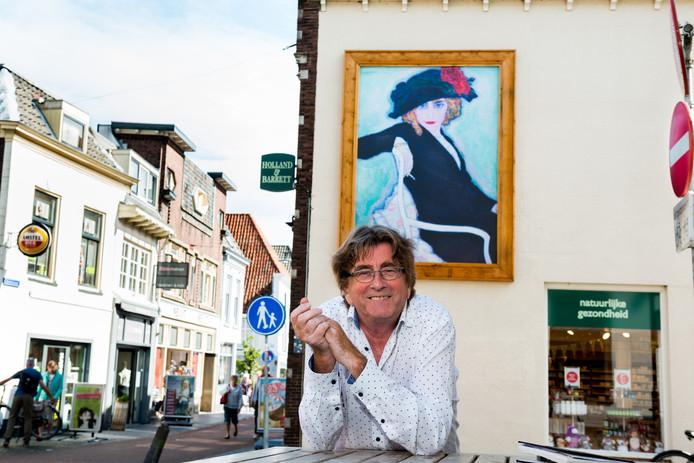 Hans van Ommeren in Woerden.