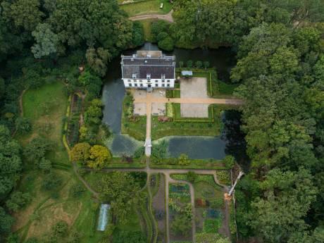 Nieuwe beheerder landgoed De Oldenhof bij Vollenhove wacht flinke klus: renovatie landhuis