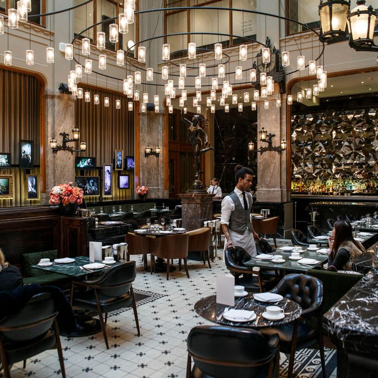 Restaurant the Duchess Beeld Carly Wollaert