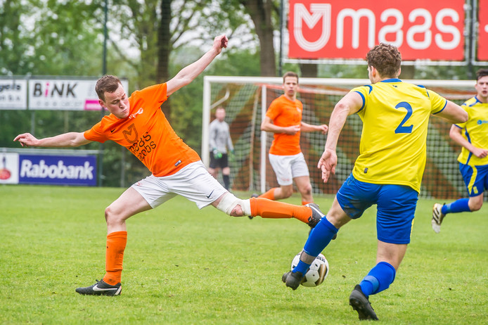 Amateurvoetbal, Moerse Boys - Sarto foto: Joris Knapen | Pix4Profs