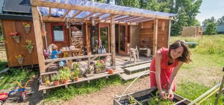 Nieuwegeinse Karin was 'op slag verliefd' op tiny houses