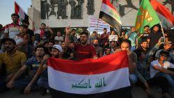 Sociaal protest kost twee personen het leven in Irak