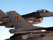 Les F-16 belges reprennent la mission de défense de l'espace aérien du Benelux