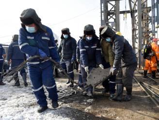 Reddingswerkers hebben nog zeker twee weken nodig om vermiste mijnwerkers te vinden