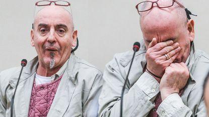 Seriemoordenaar Renaud Hardy moet nabestaanden en slachtoffers schadevergoeding betalen van ruim 135.000 euro