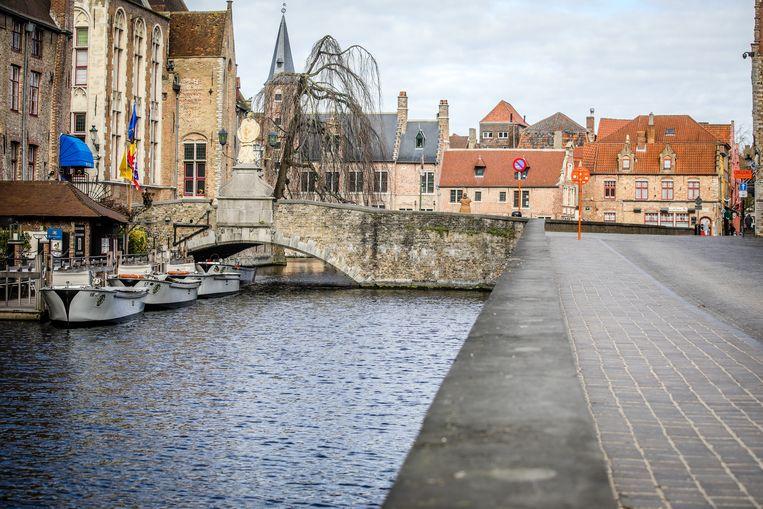 Dijver, Brugge