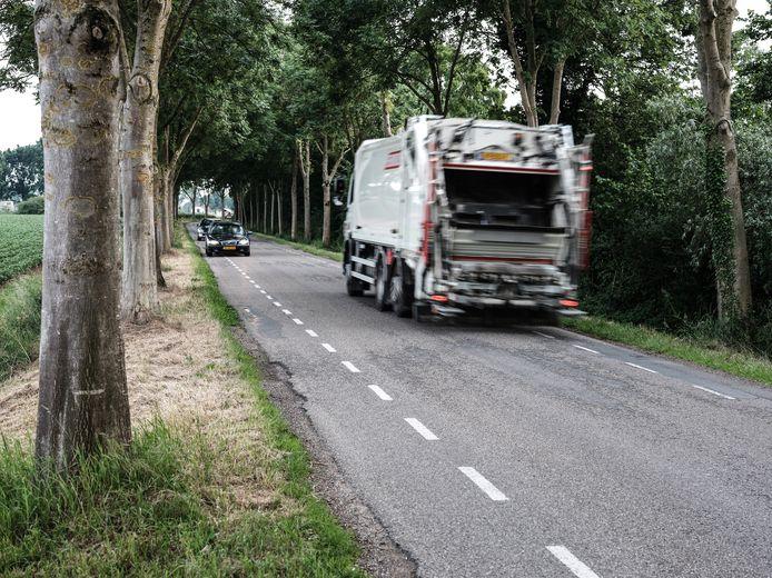 Op de wegen in het buitengebied van Doesburg wordt vaak te hard gereden.