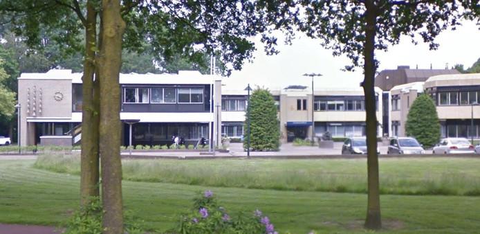Het gemeentehuis van Voorst.