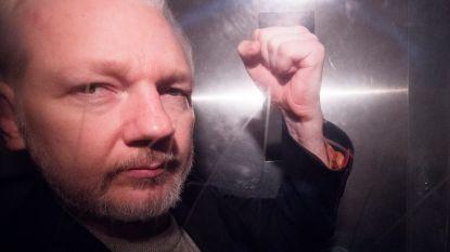 """""""Assange overgebracht naar ziekenboeg van gevangenis"""""""
