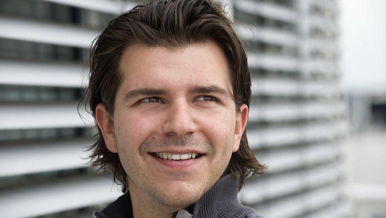 Voormalig hoofdredacteur van nrc.next Rob Wijnberg Beeld ANP