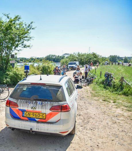 Rosandepolder afgesloten voor automobilisten uit vrees voor pinksterdrukte