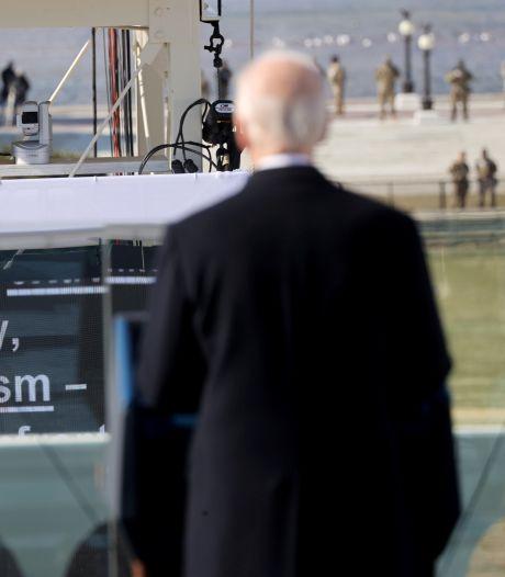 'Neutrale speech Biden brengt Amerika terug naar politieke saaiheid'