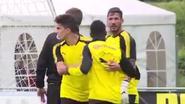 Waar hebben we dat nog gezien? Barça-target wil ploegmaat te lijf gaan op training