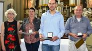 Winnaars bebloemingswedstrijd sluiten feestjaar af