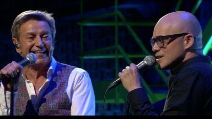 Willy Sommers zingt duet met Philippe Geubels in 'Vandaag'