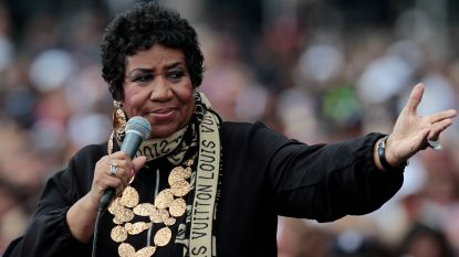 """Rust in vrede, jij Queen"": Celebs en BV's rouwen om Aretha Franklin"