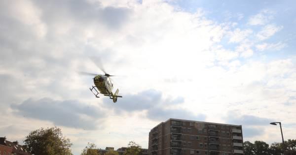 Vrouw overleden bij brand in ggz-instelling in Eindhoven.