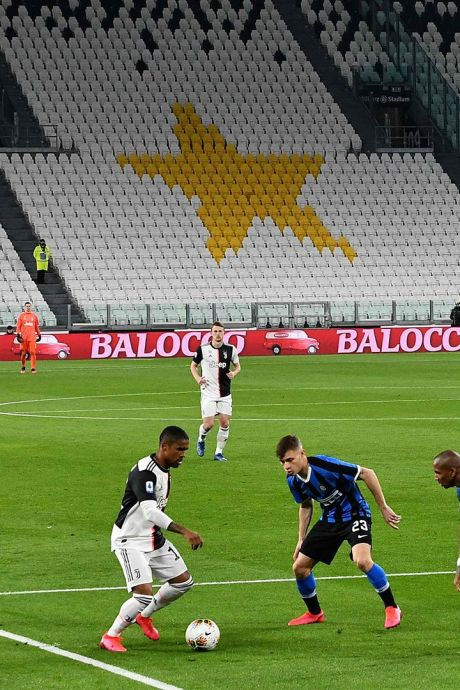 La Ligue italienne le confirme: la Serie A reprendra le 20 juin