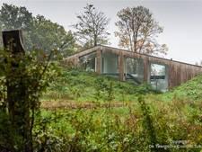 Maaiveld | Wonen in een heuvel