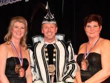 Carnavalsprins Erwin de Zelfverzekerde regeert in Ooij