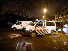 Veel minder geweld tegen politie tijdens jaarwisseling