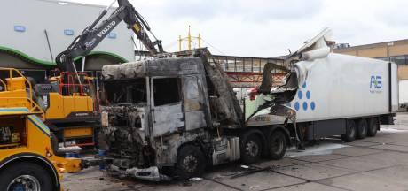 120 winkels Albert Heijn krijgen minder versproducten na vrachtwagenbrand bij distributiecentrum Tilburg