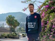 FC Twente-trainer Garcia kijkt terug en vooruit: 'Aandacht is niet mijn ding'