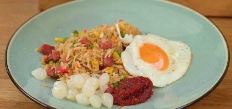 Koken met Blik: Met deze (verrassende) ingrediënten maak je een snelle nasi