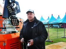 Hugo Kramer: 'Een half miljoen is buit gemaakt van festival Hrieps, duizenden verkreukelde bankbiljetten'