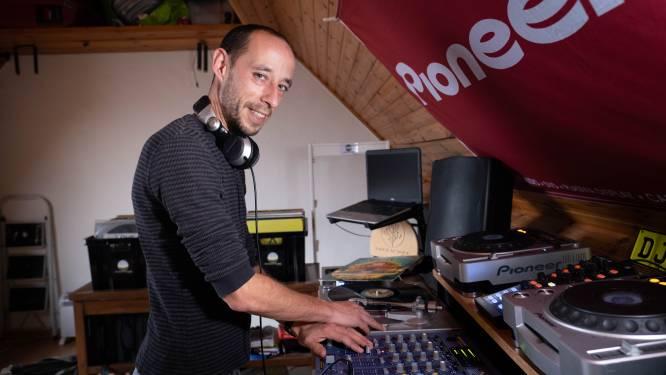 #zorgvoorlicht: deejay Roy steekt lichtshow en muzikale set in mekaar