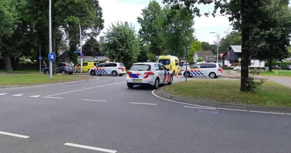 Traumahelikopter opgeroepen voor zwaar ongeval met fietser in Hengelo.