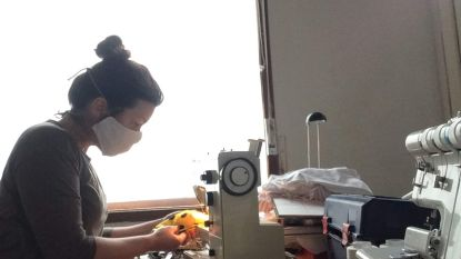 Van geboortevlaggetjes tot mondmaskers: Feestcomité steunt woonzorgcentra