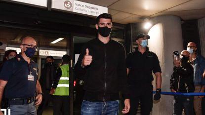 Transfer Talk. Juventus kondigt terugkeer van Alvaro Morata aan