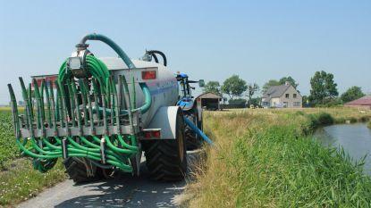 Droogte dreigt opnieuw drama te worden: boeren zuigen waterlopen nu al leeg