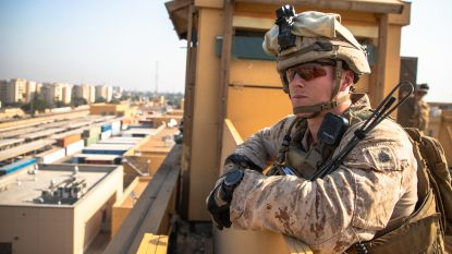 """Parlement Irak stemt in met resolutie over uitzetten buitenlandse troepen: """"Het is tijd dat de Amerikanen vertrekken"""""""