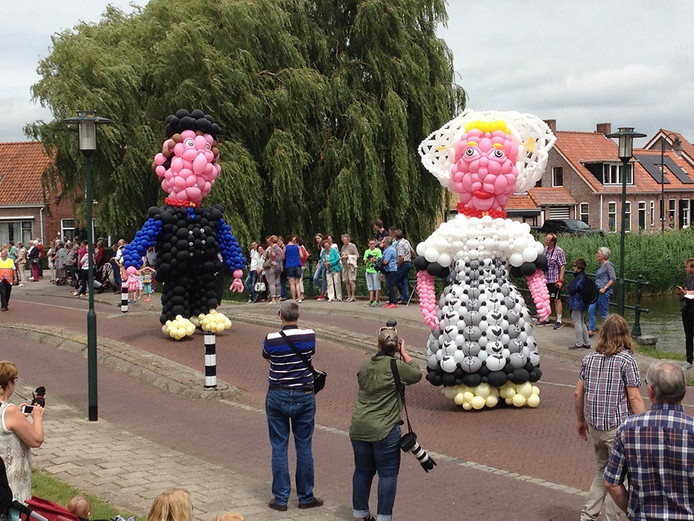 De Zeelandparade in Tholen.