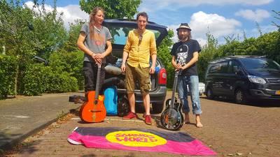 Stijn uit Breda reisde de hele wereld over, op zoek naar uniek geluid