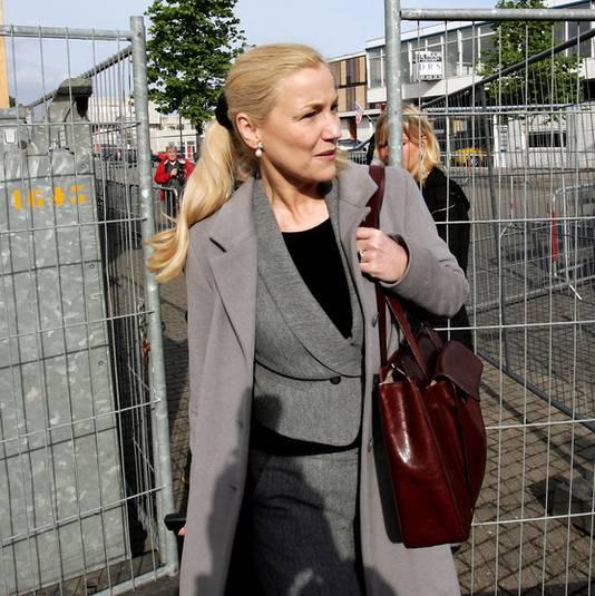 Advocate Britta Böhler.