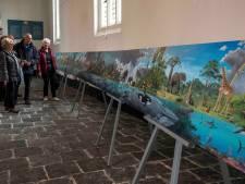 Het kerkje in Retranchement wordt dorpshuis