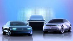 Hyundai gaat 3 nieuwe elektrische auto's uitbrengen