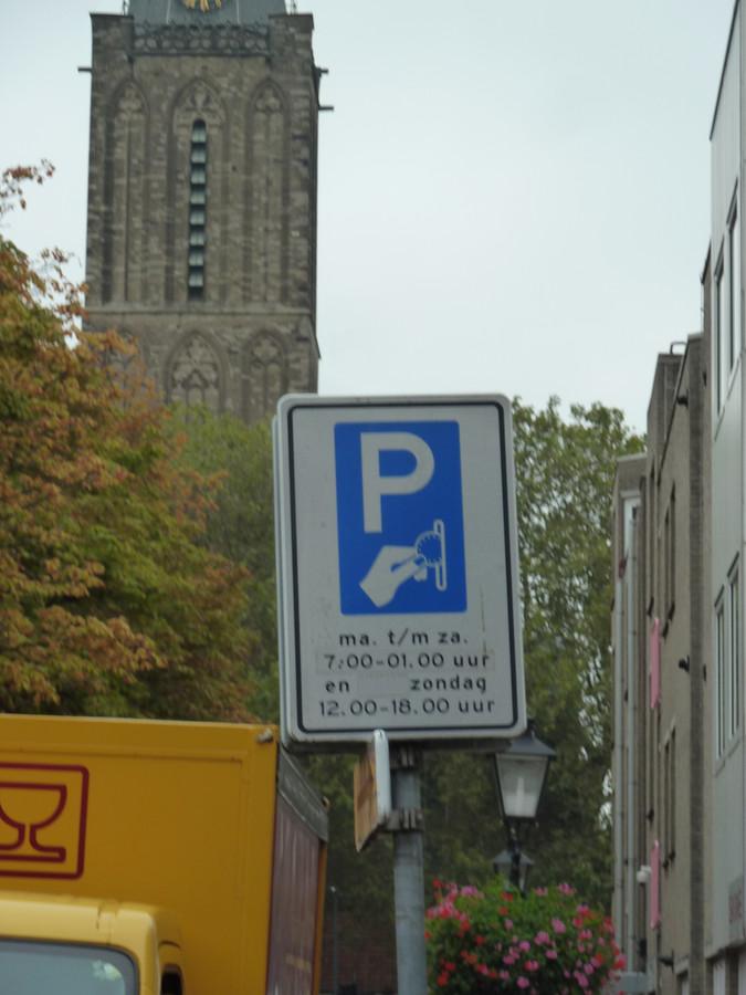 Betaald parkeren in Utrecht wordt nog duurder.