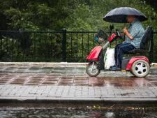 Vraag bij het nieuws: waar viel afgelopen maand de meeste neerslag in Oost-Nederland?